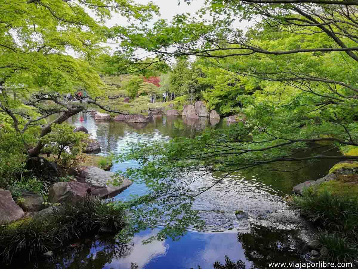 Jardín de Koko-en