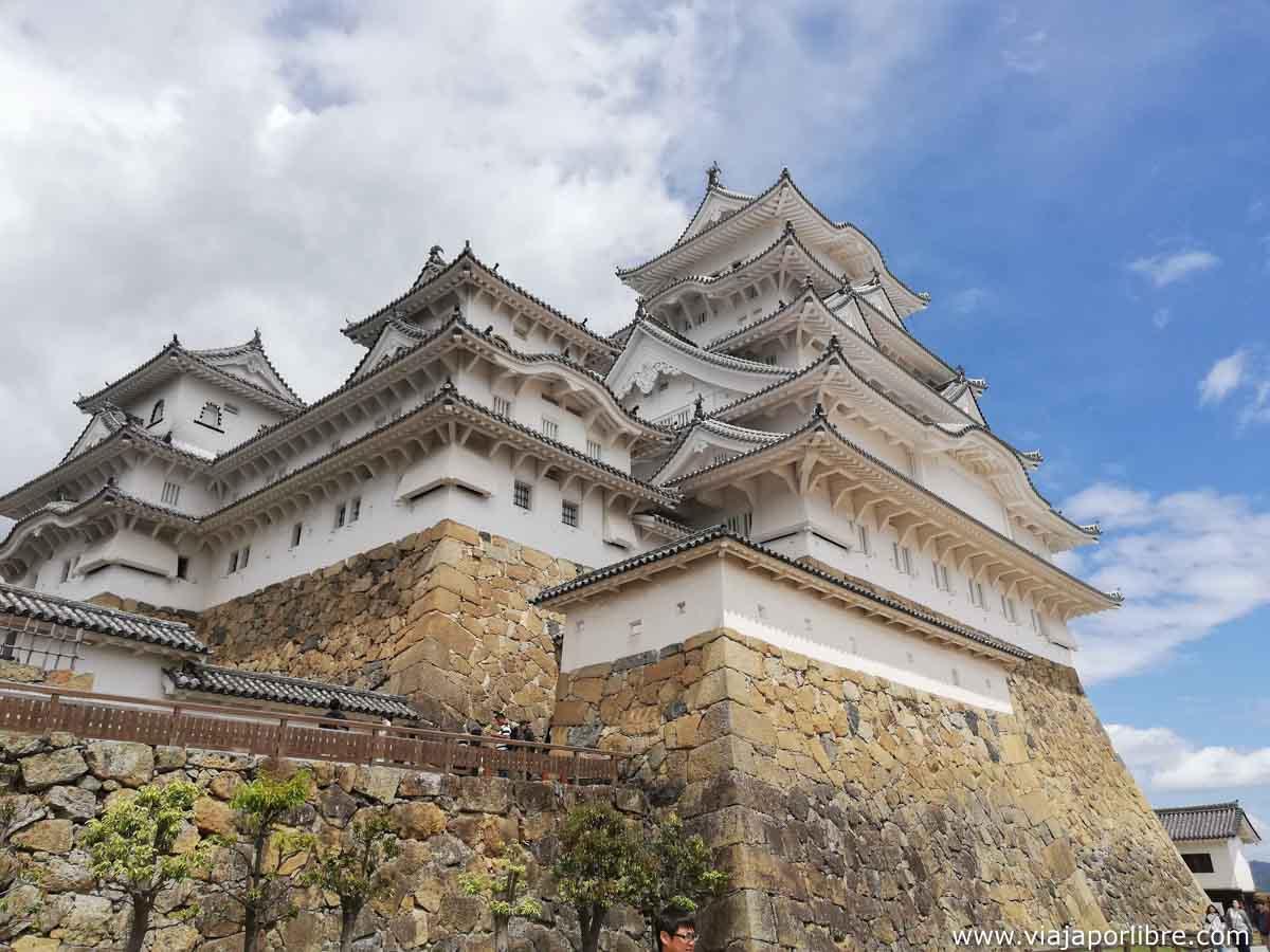 Base del castillo