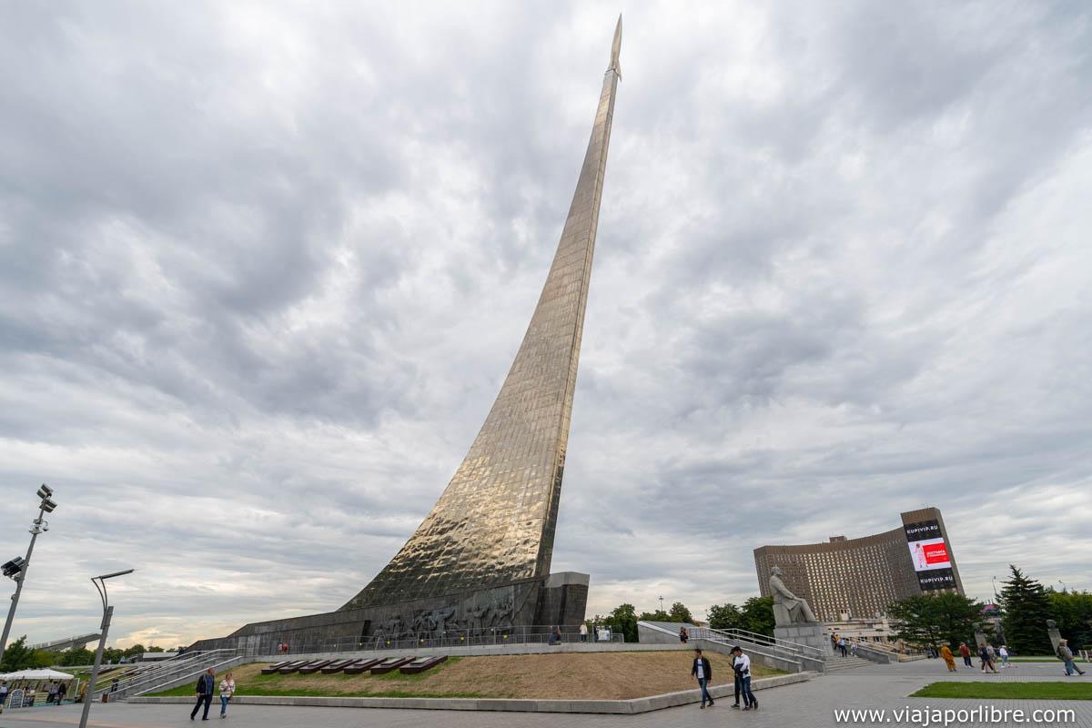 Museo de los cosmonautas