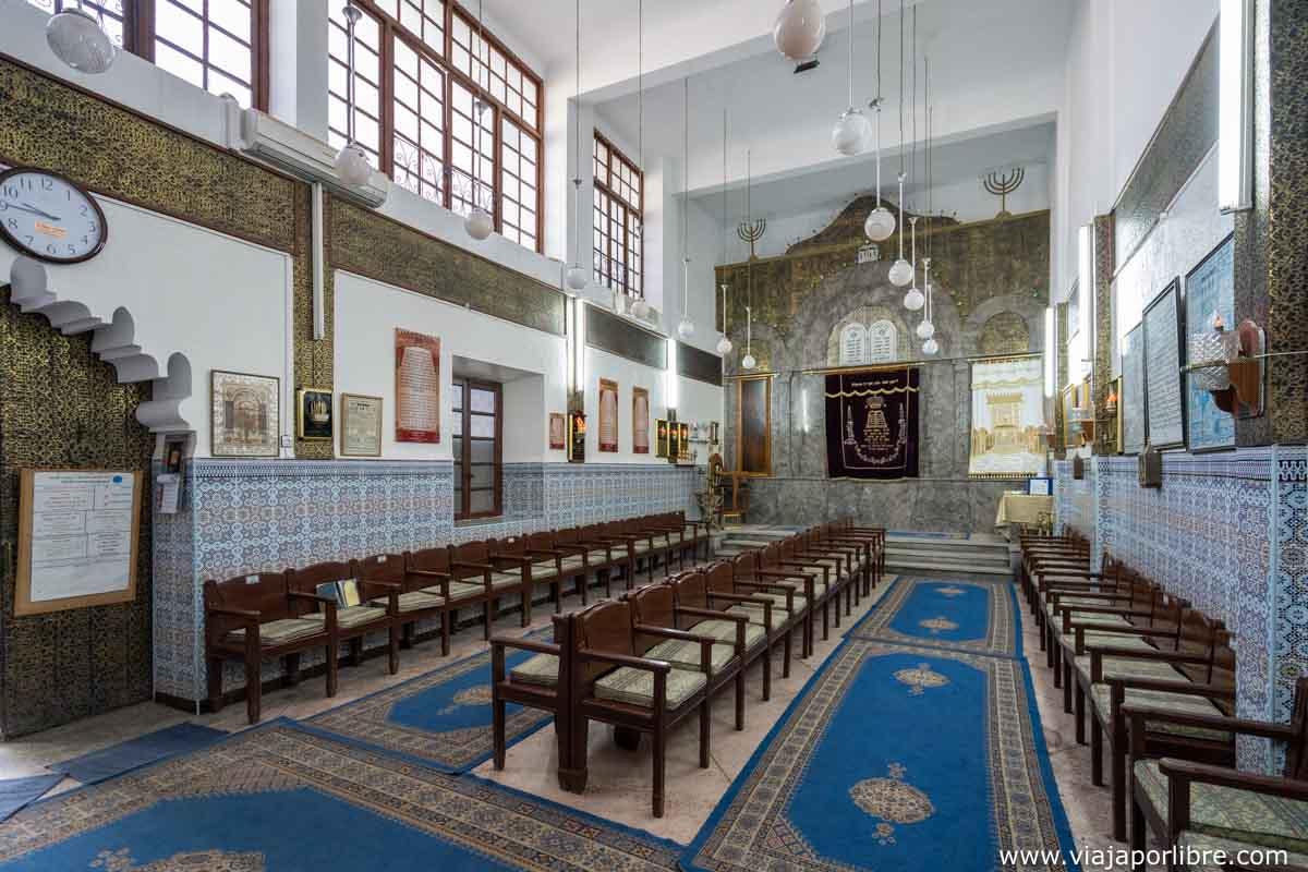 La sinagoga Salat Al-Azama