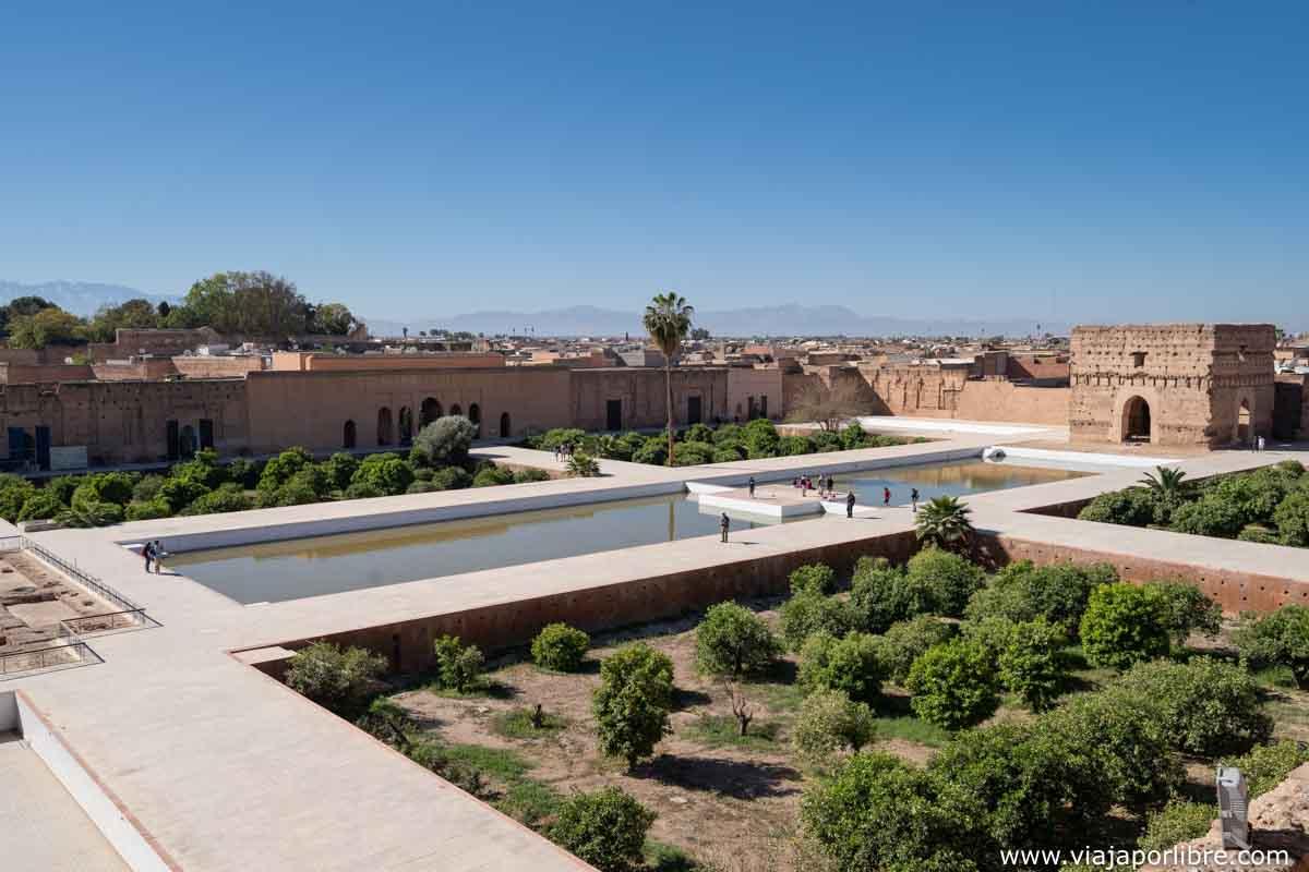El palacio el Badi