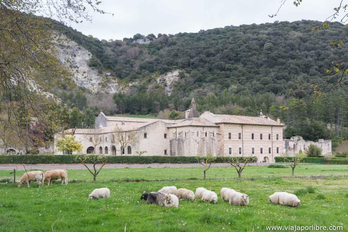 Exterior del monasterio