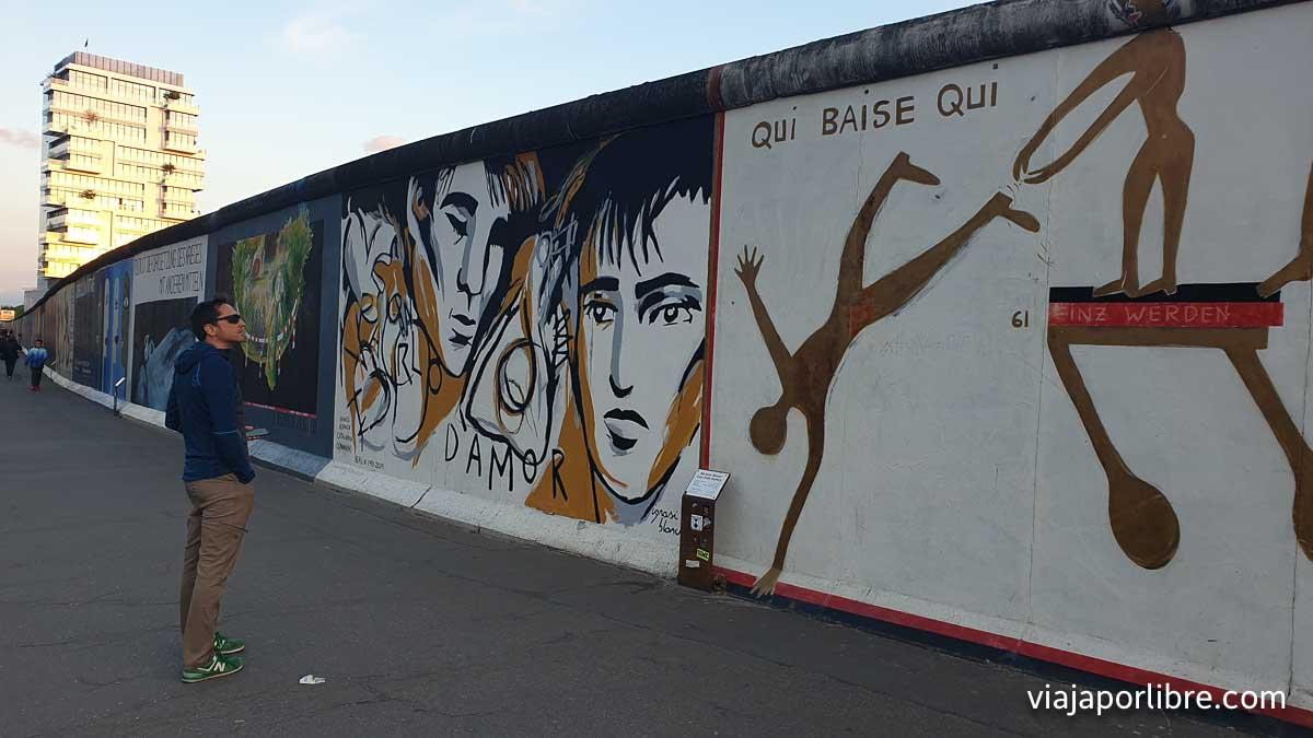 Muro de Berlín - East Side Gallery