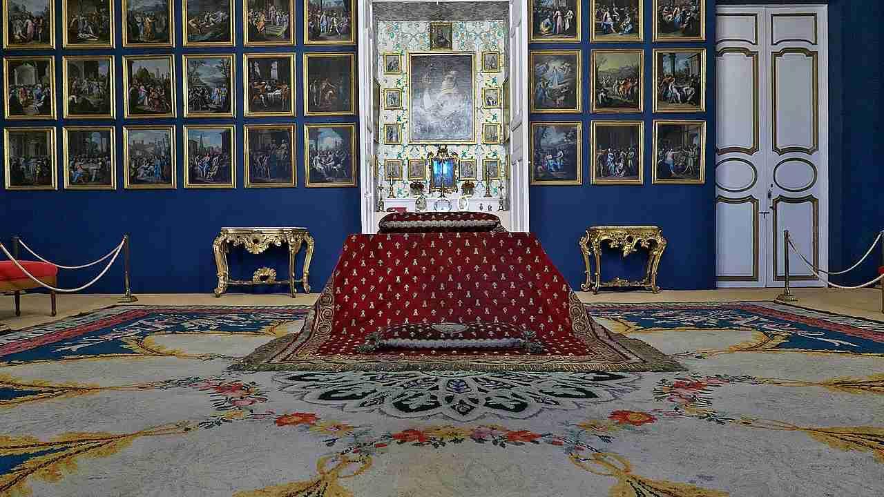 Oratorio del palacio