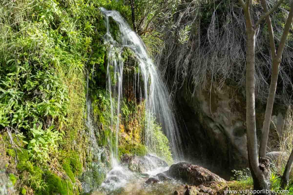 Cascadas del río Algar