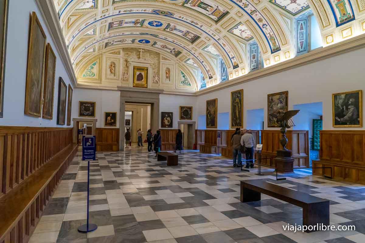 Salas Capitulares del Monasterio de El Escorial