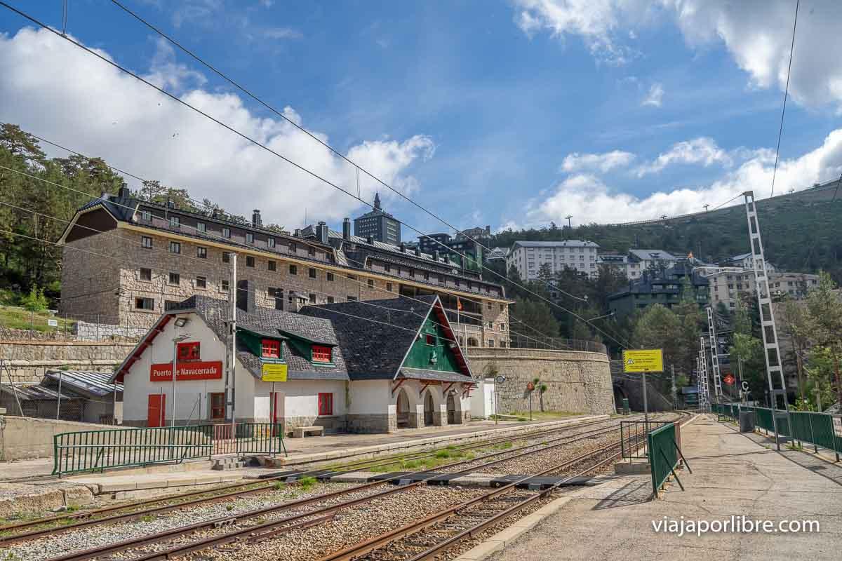 Estación del Puerto de Navacerrada