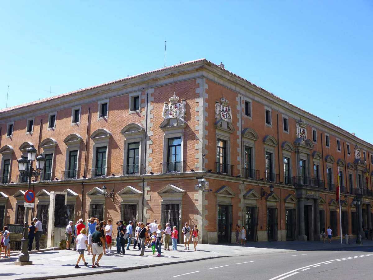 Capitanía General de Madrid