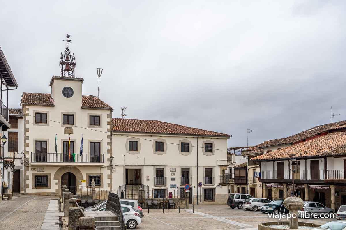 Ayuntamiento de Cuacos de Yuste
