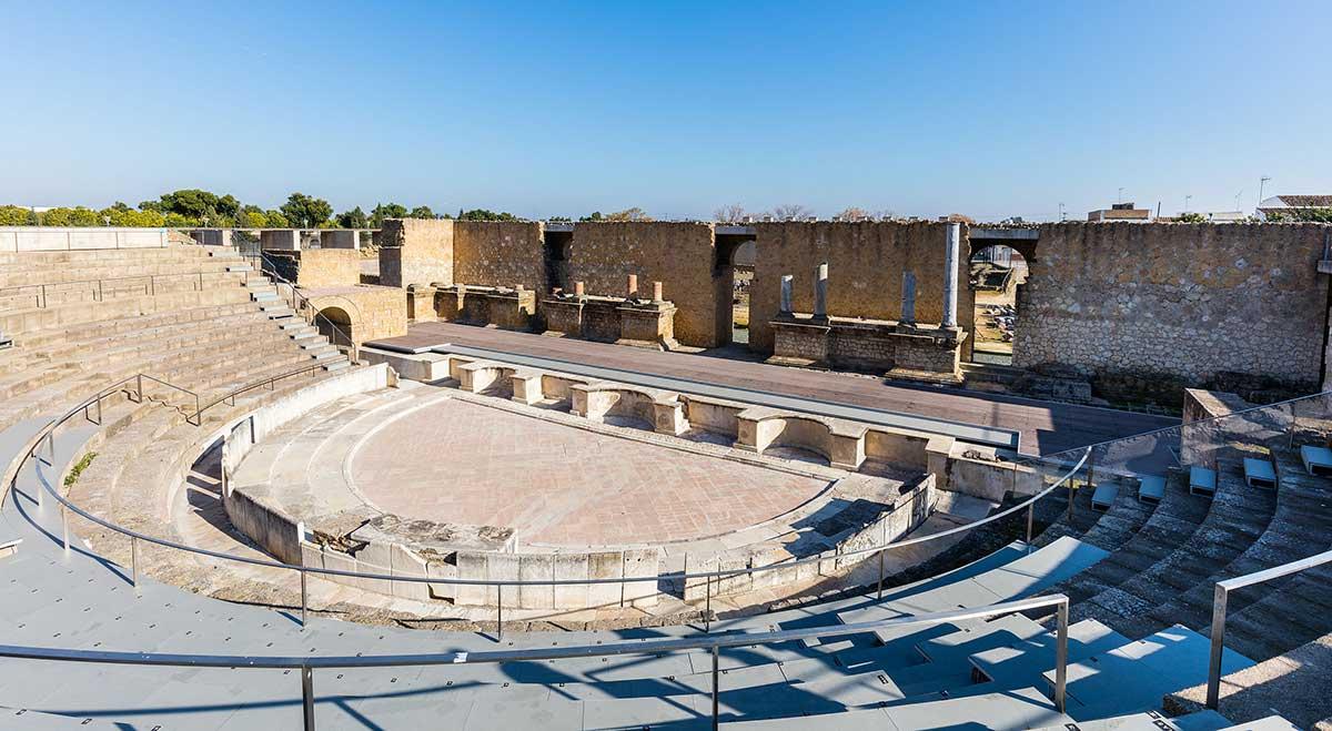 Teatro romano de Itálica