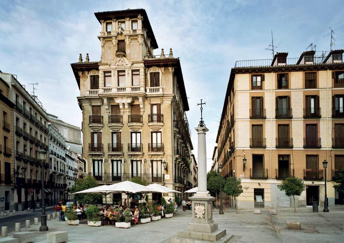 Plaza de las Ramales