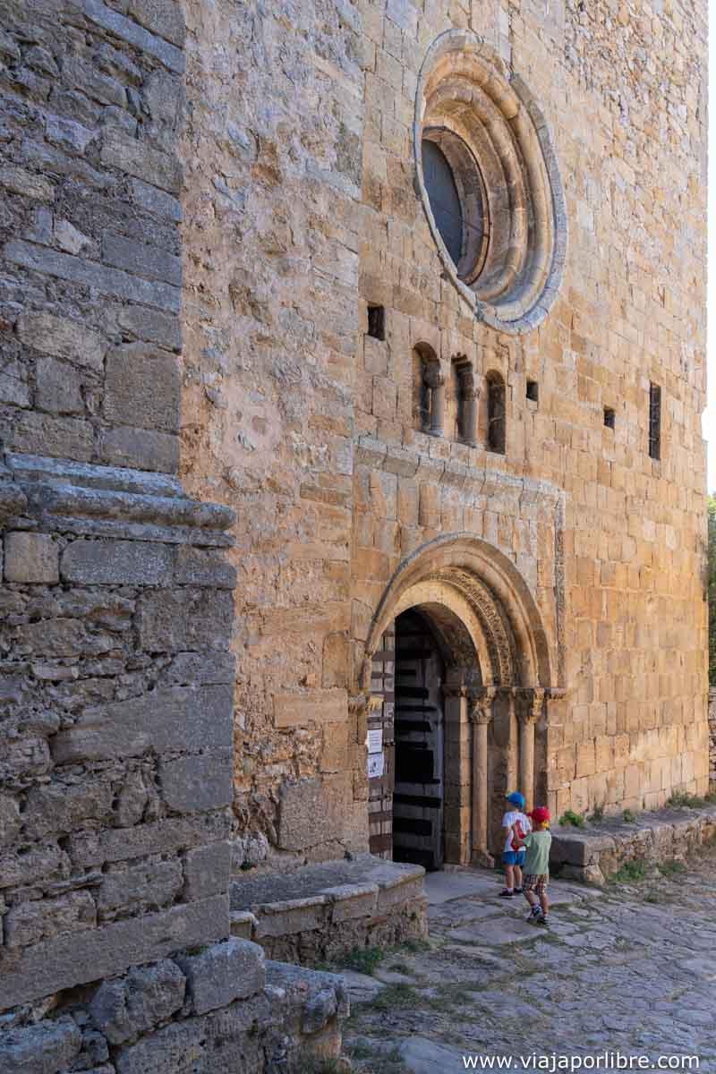 Iglesia de Nuestra Señora del Castillo y Museo