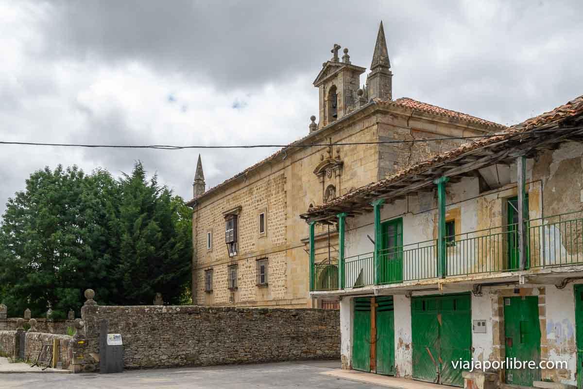 Espinosa de los monteros - Palacio de los Cuevas Velasco