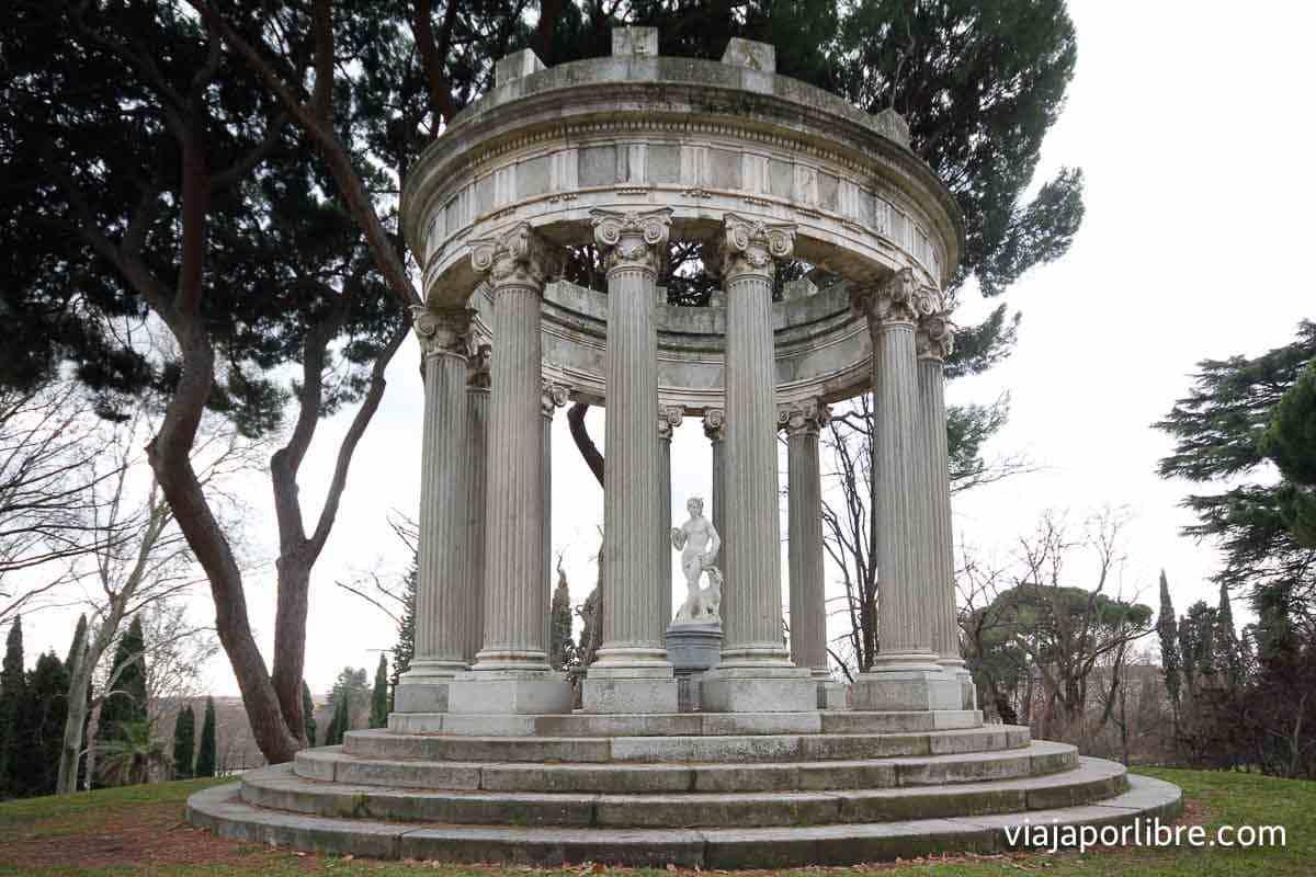 Templete de Baco