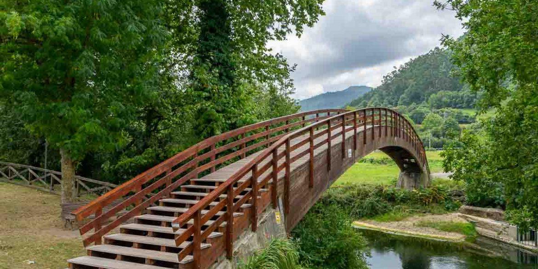 Puente en Puente Viesgo