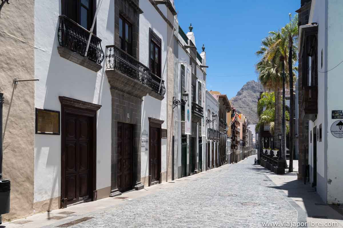 Calle O'Daly (Calle Real)
