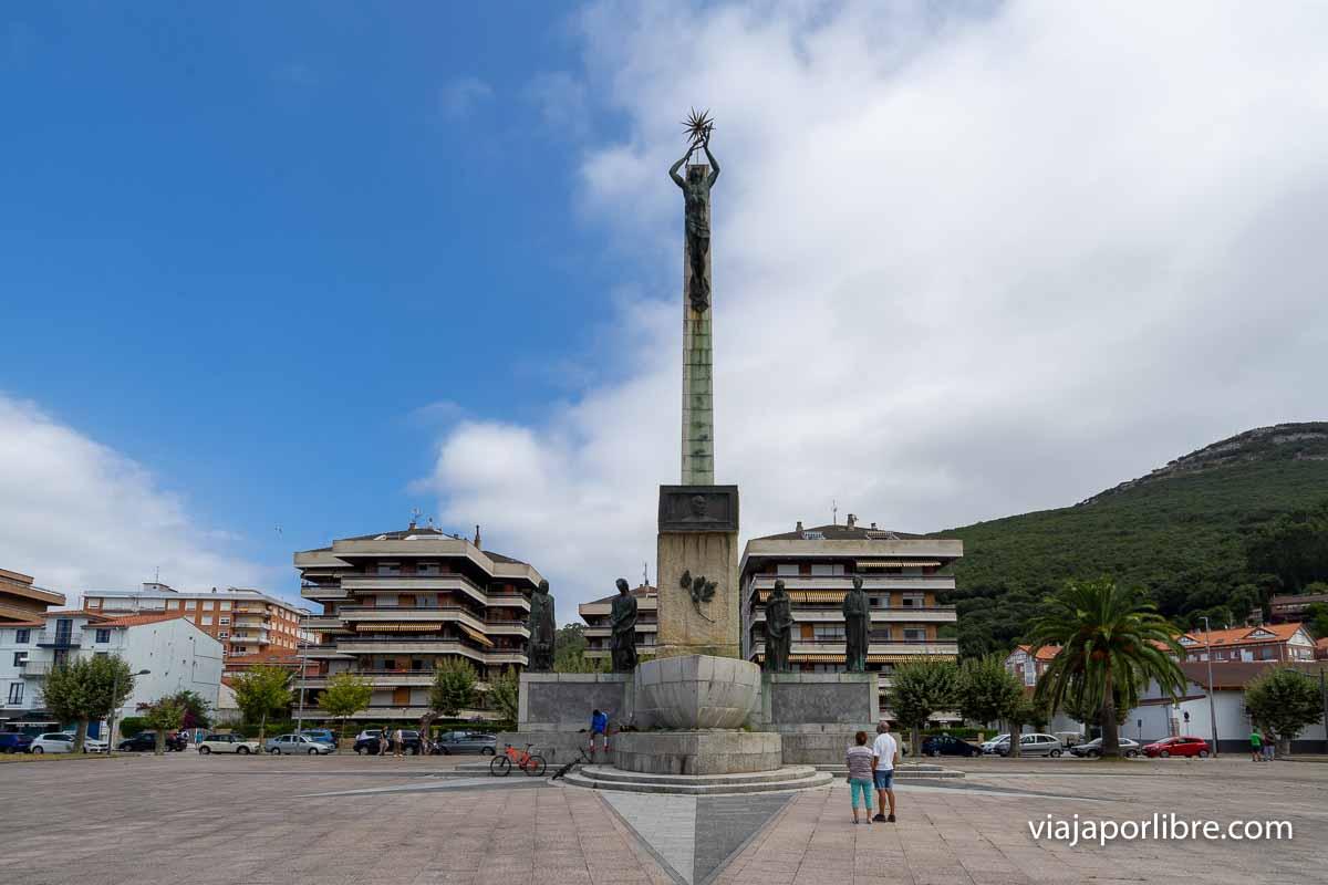 Monumento Juan de la Cosa