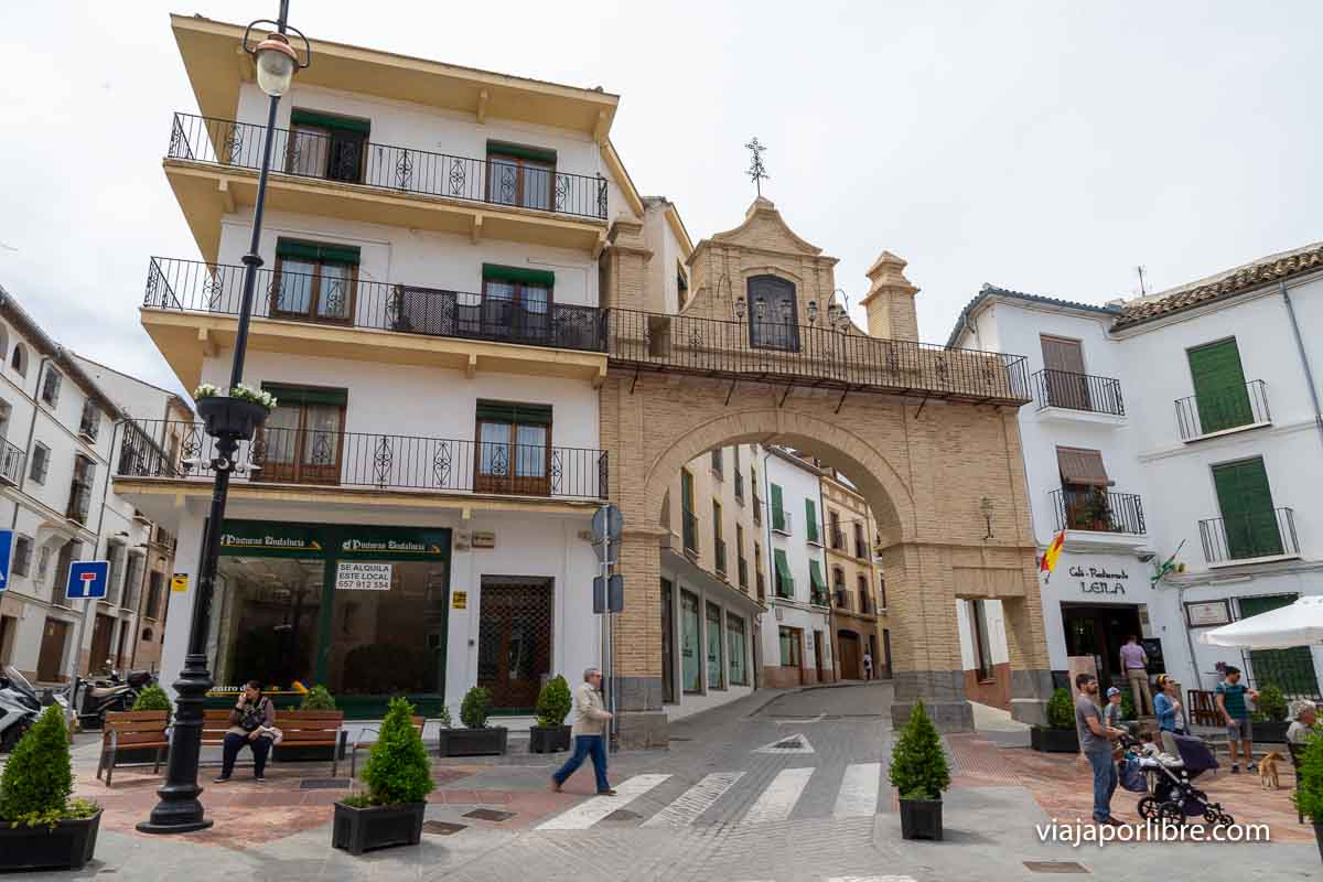 Puertas de Antequera