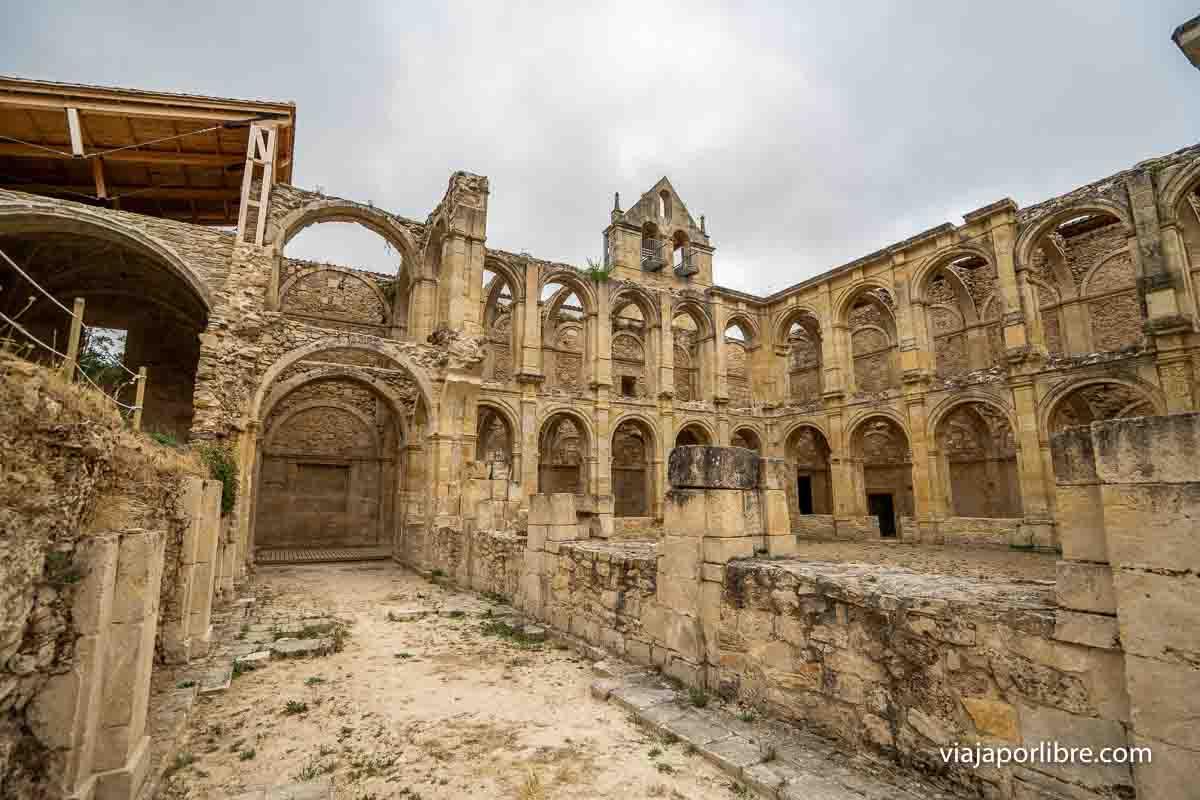 Monasterio de Santa María de Ríoseco