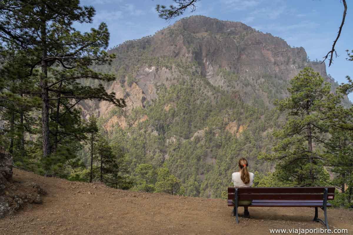 Mirador al Pico Bejenado