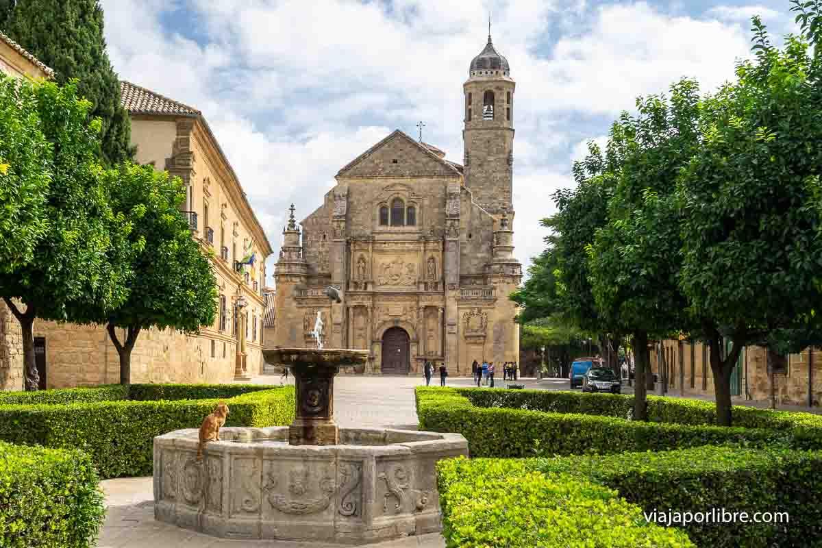 Plaza de Vazquez de Molina