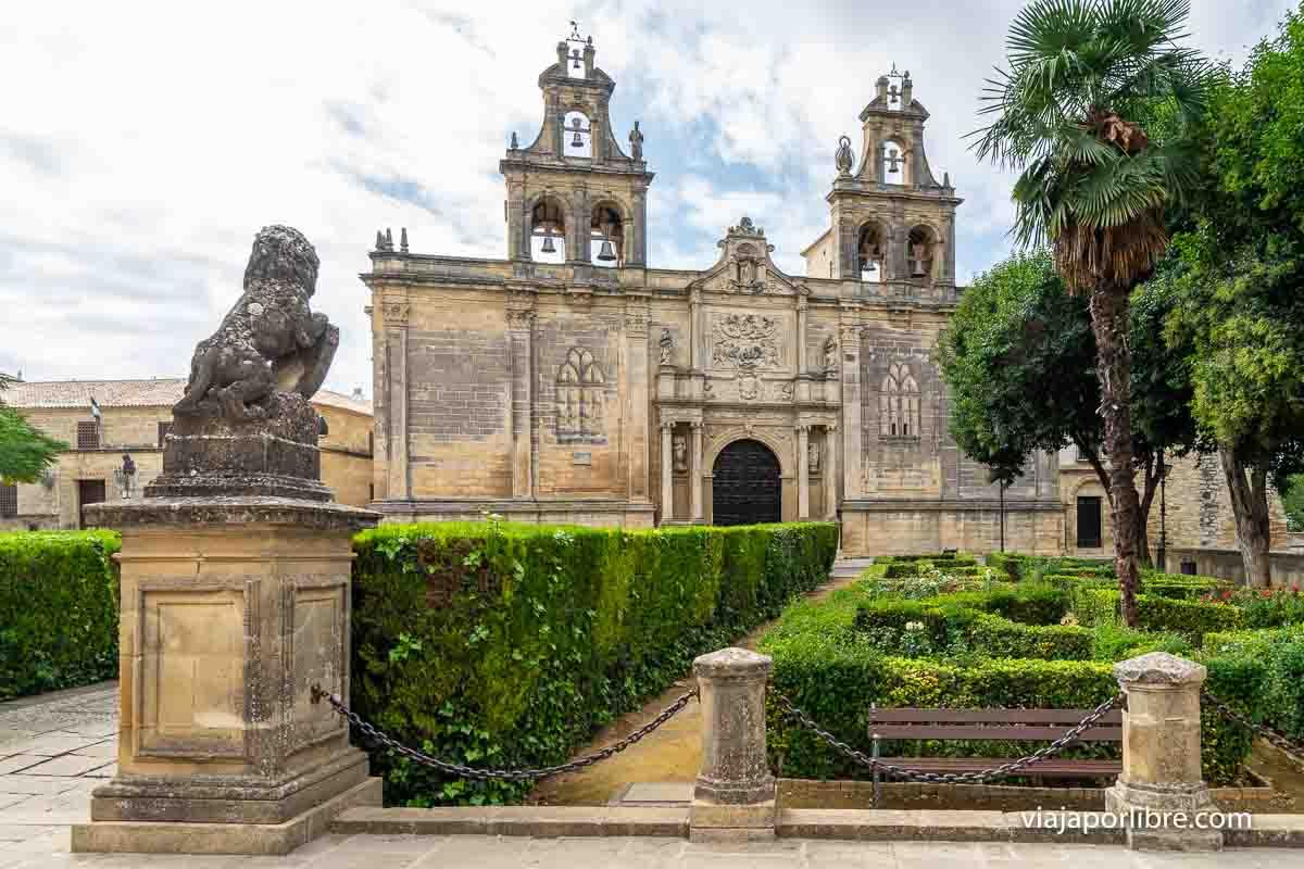 Basílica Santa María de los Reales Alcázares