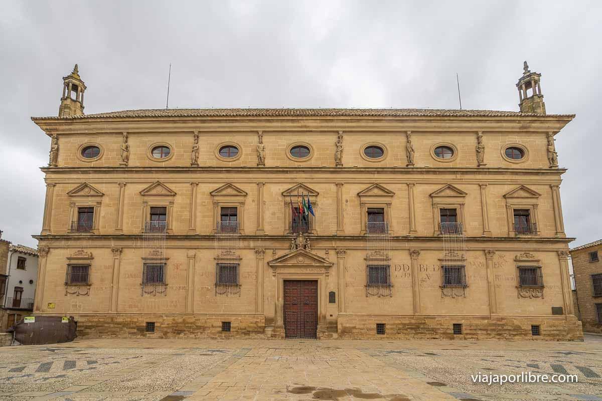 El Palacio de Vazquez de Molina