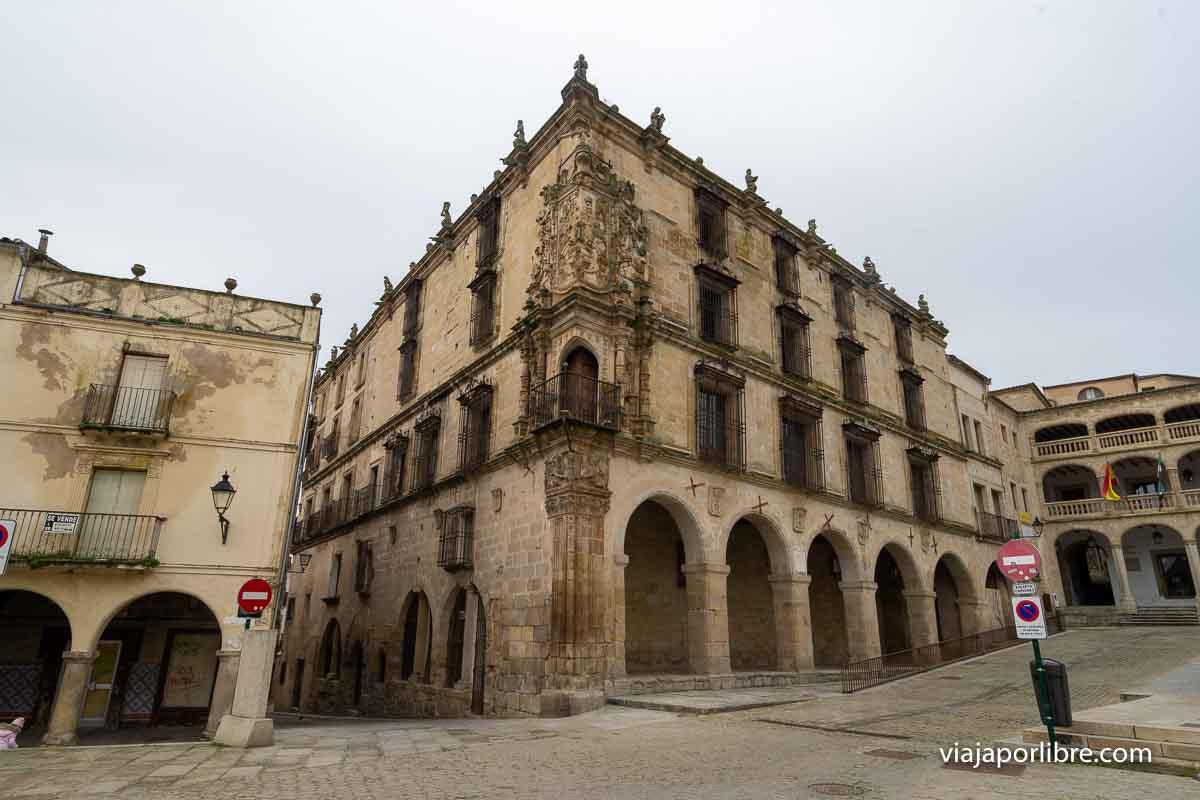 Palacio Marqués de la conquista