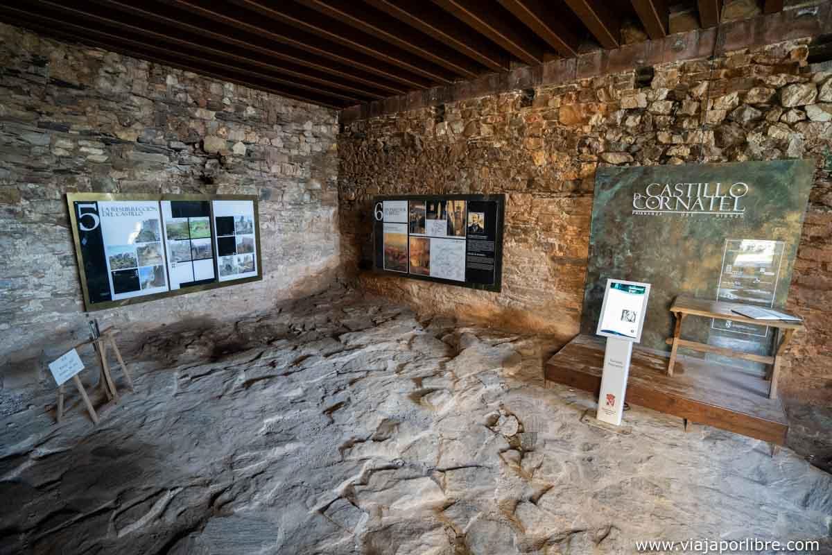 Sala del castillo