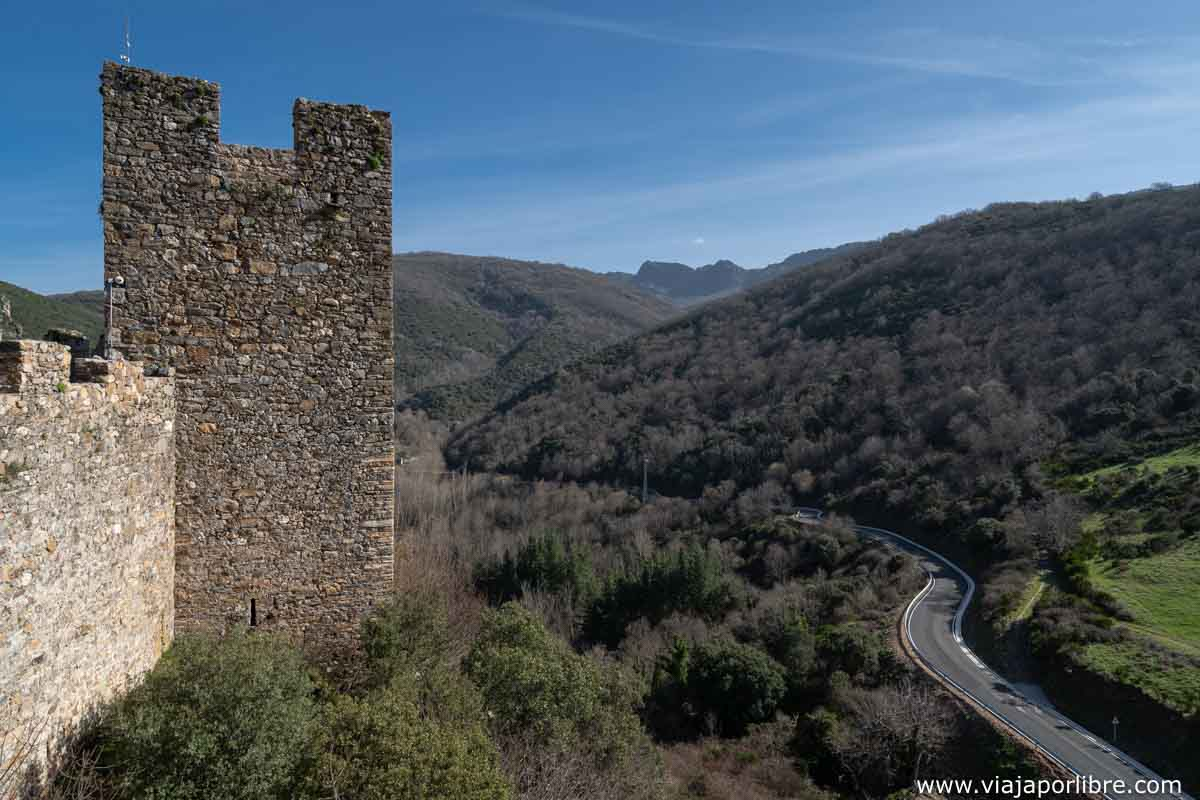 Carretera a Villavieja