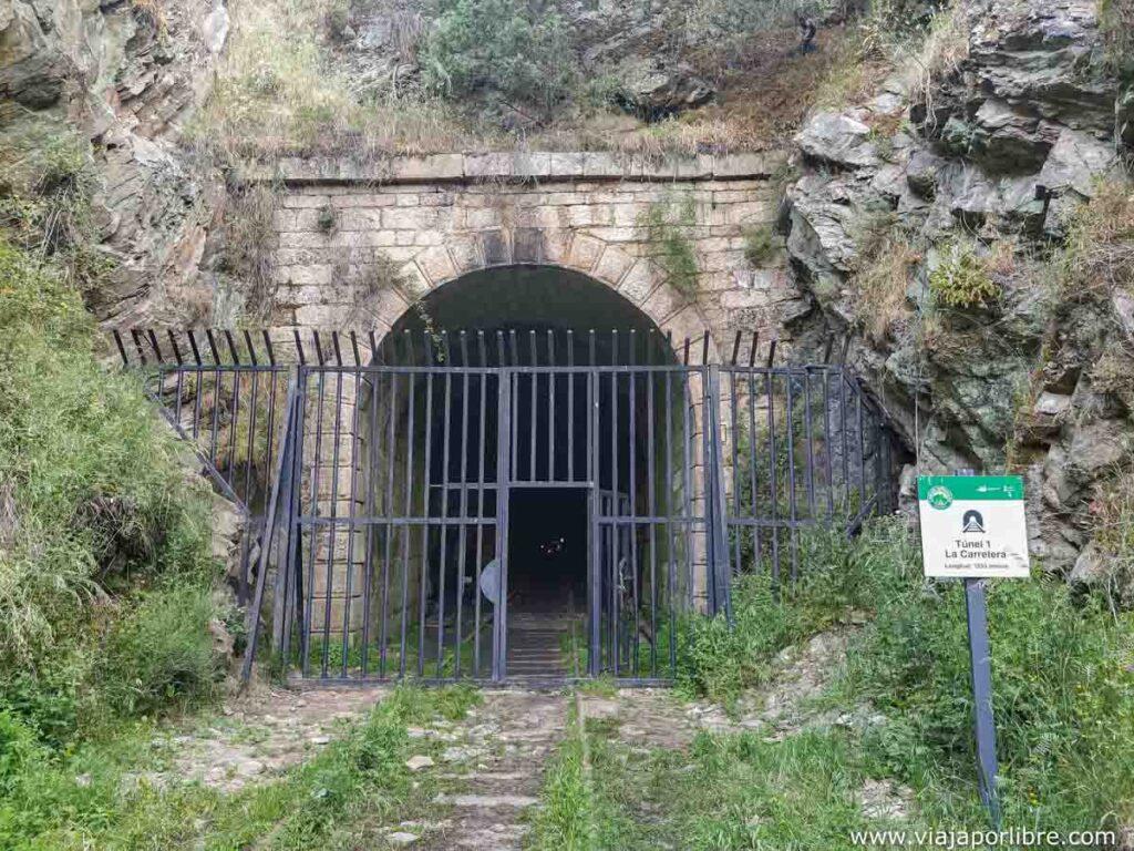 Túnel número 1