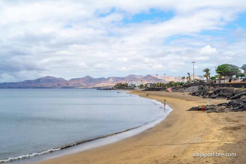 Playa Grande en Playa del Carmen