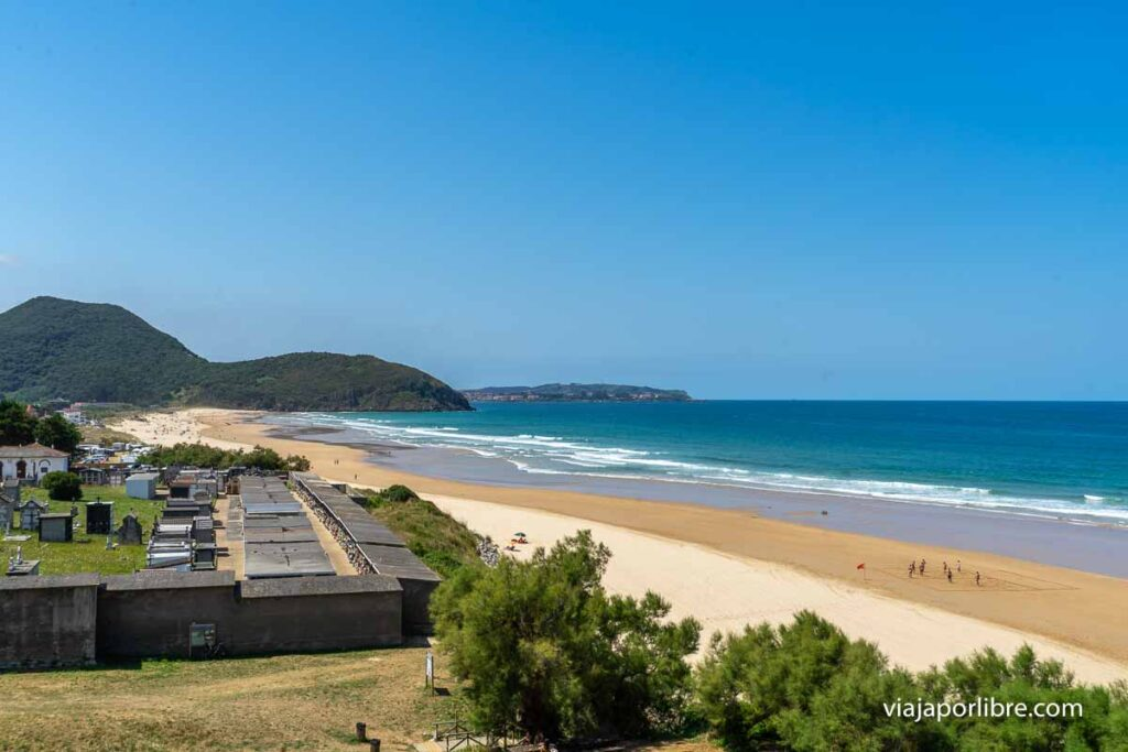 Playa en Santoña