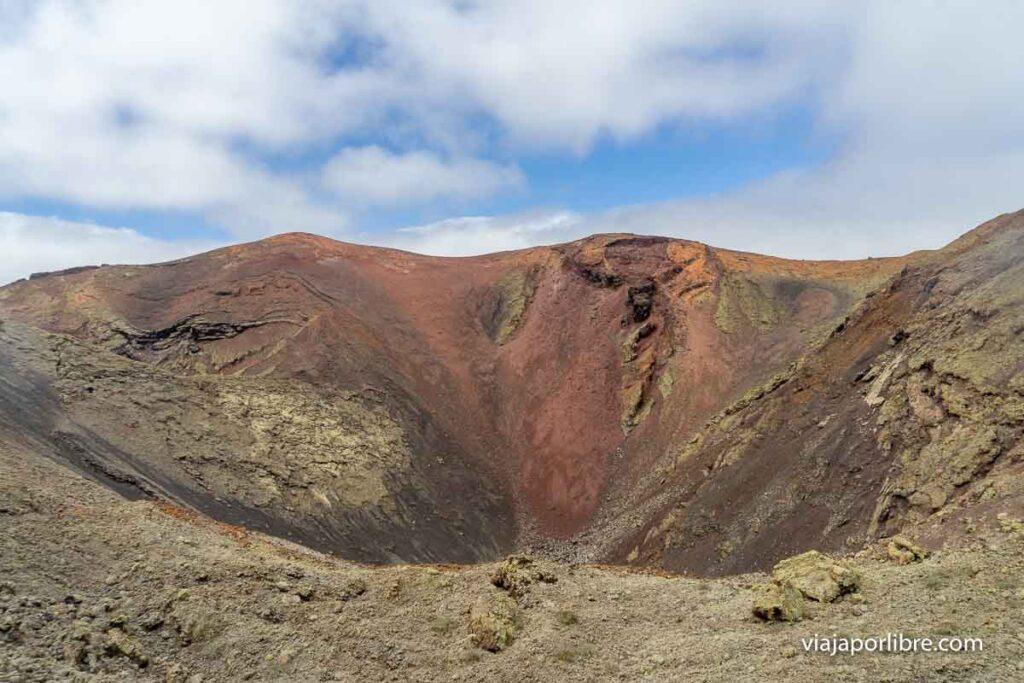Timanfaya - Ruta de los volcanes