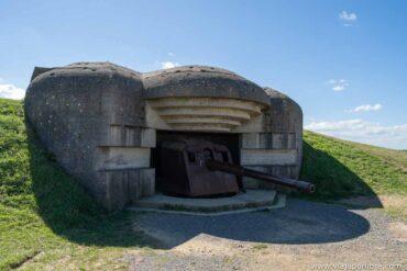 bateria de Longues-sur-mer