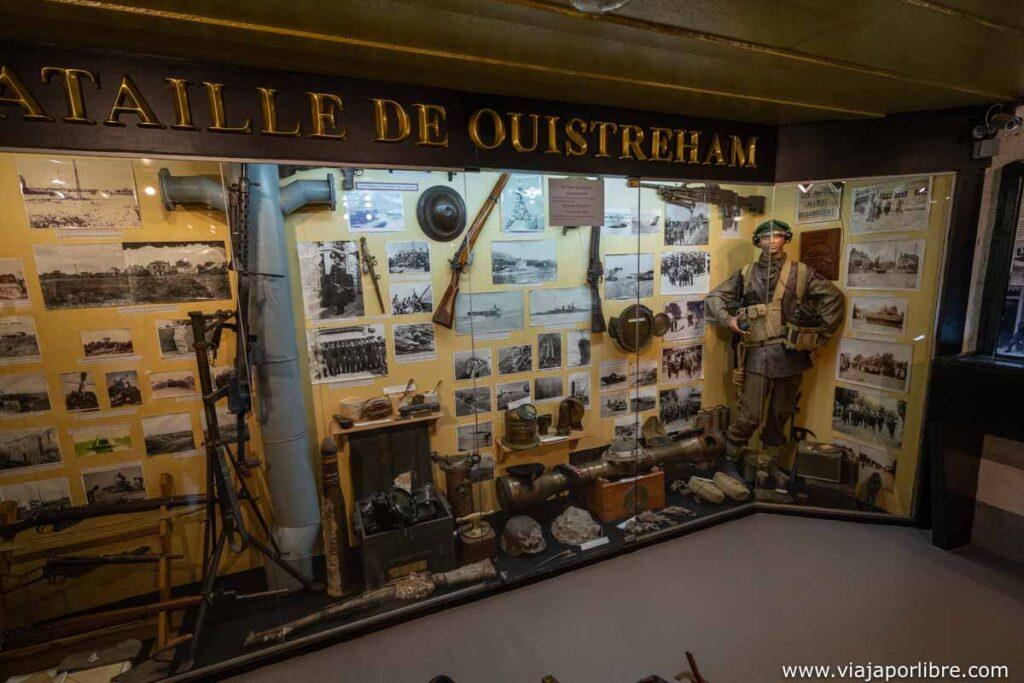 Batalla de Ouistreham
