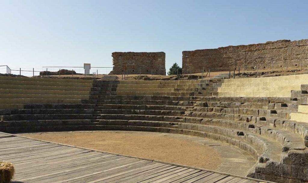 Teatro romano de Regina